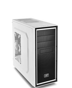 Deep Cool TESSERACT WH Mid Tower Computer Case